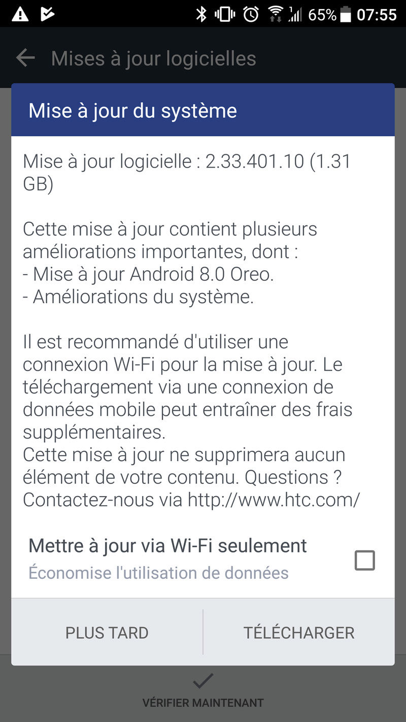 [Discussions/info] Les mises à jour du HTC U11 - Page 4 Screen10