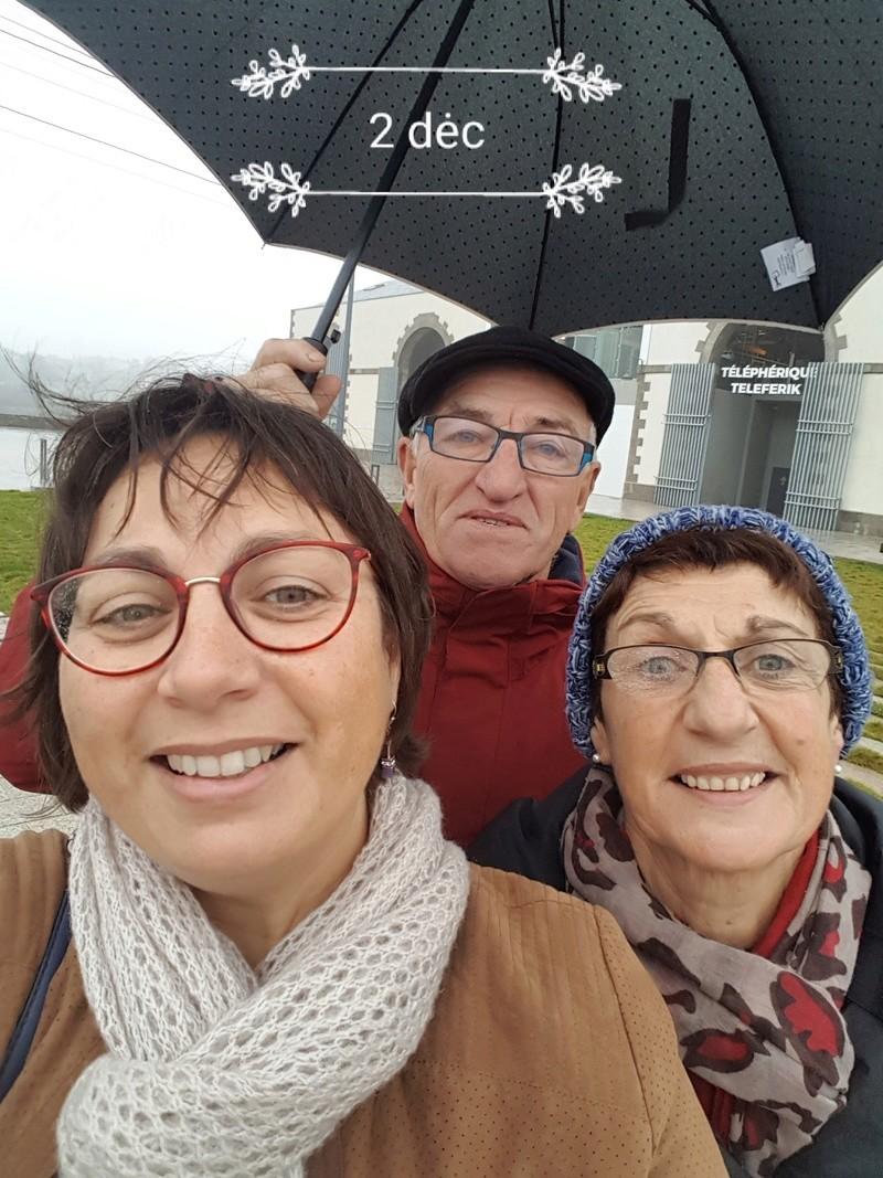 Muriel scrappe Noël 2018 20181215