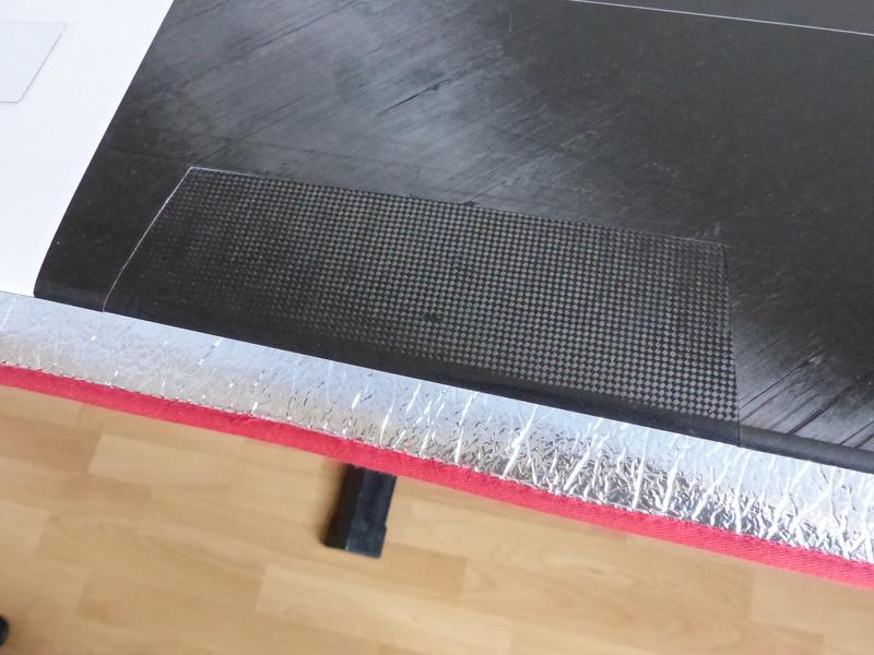 Réparation  box  INFINITY P1020113
