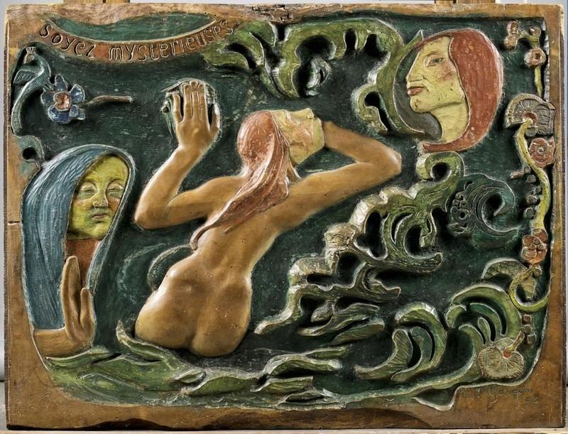 Expo Gauguin l'alchimiste au Grand Palais le 13 novembre 2017 003_1610