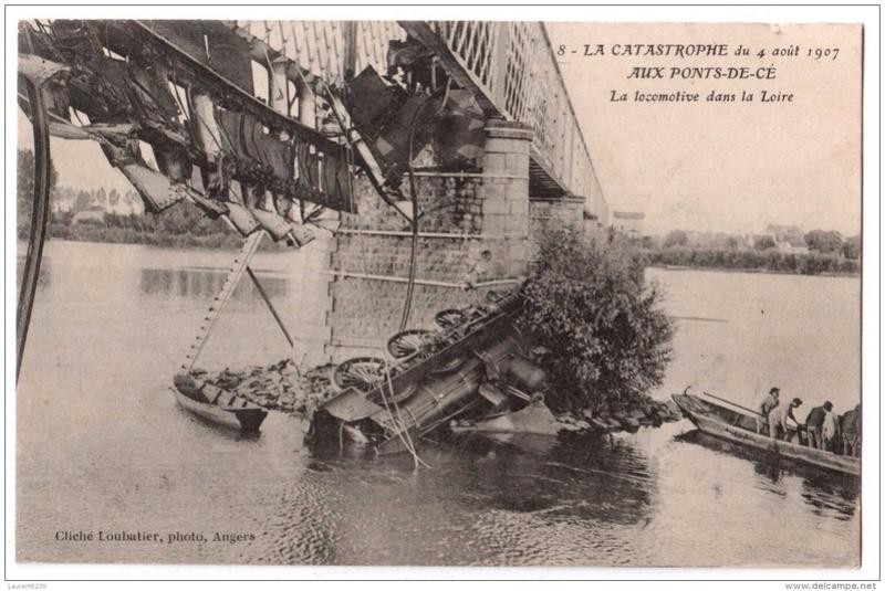CPA Ponts et catastrophes angevines 1850, 1907, 1911 045_0010