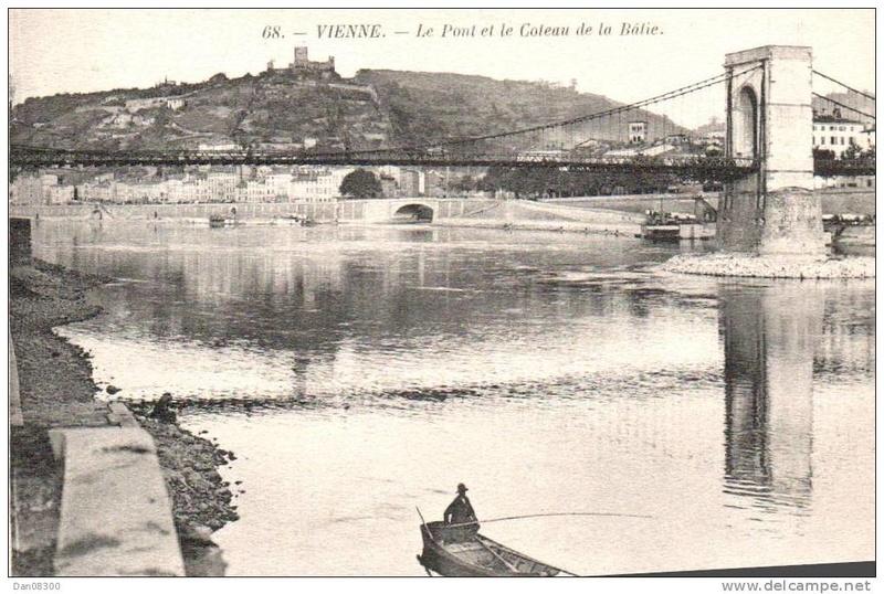 Vieux papiers et CPA : les ponts suspendus de Marc Seguin 157_0010