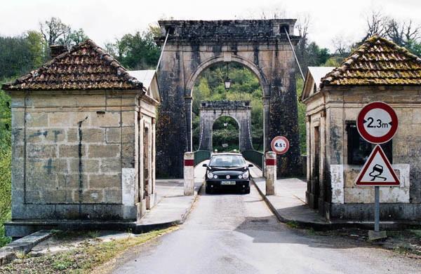 Vieux papiers et CPA : les ponts suspendus de Marc Seguin 1714_v10