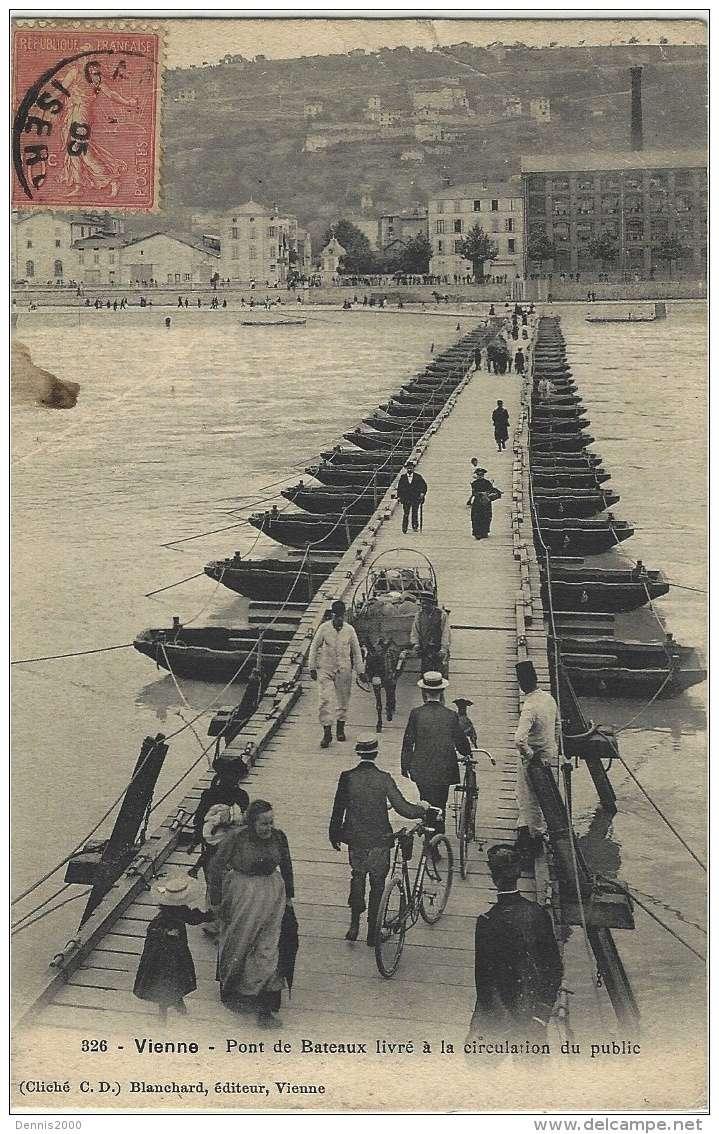 Vieux papiers et CPA : les ponts suspendus de Marc Seguin 451_0010