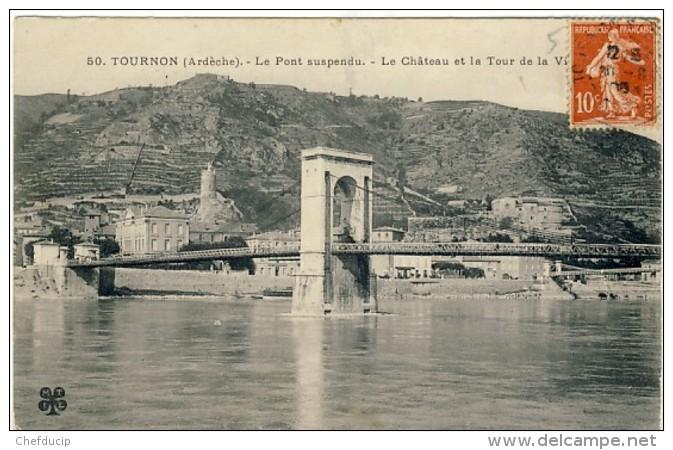 Vieux papiers et CPA : les ponts suspendus de Marc Seguin 460_0010