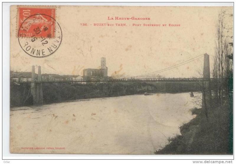 Vieux papiers et CPA : les ponts suspendus de Marc Seguin 494_0010