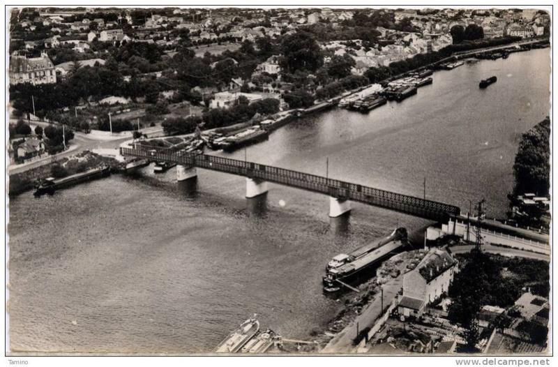 Vieux papiers et CPA : les ponts suspendus de Marc Seguin 623_0010