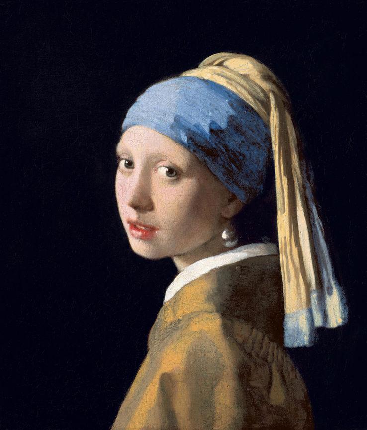 L'ambition de Vermeer - Daniel Arasse 1993 738_me10