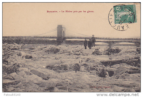 Vieux papiers et CPA : les ponts suspendus de Marc Seguin 975_0010