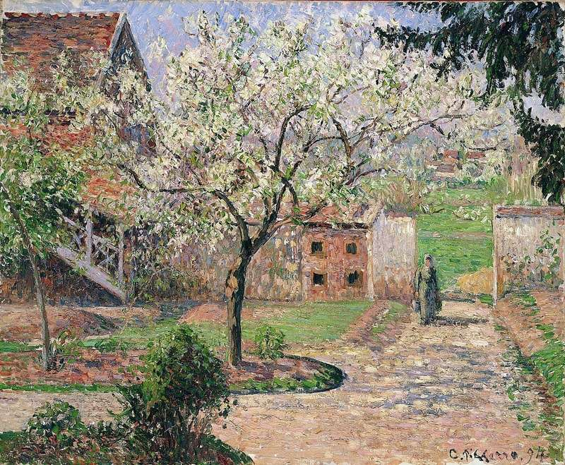 Expo le jardin secret des Hansen Musée Jacquemart André novembre 2017 9dbf3810