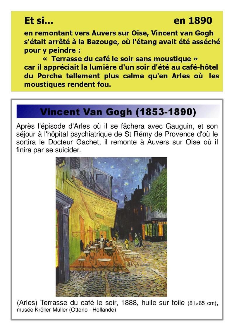 Et si Van Gogh était venu lui-aussi à La Bazouge? (Collages et pastiches) _1890_10