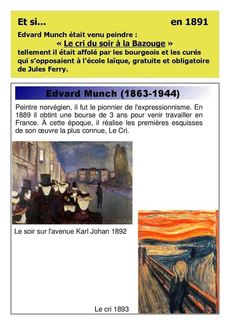 Et si Van Gogh était venu lui-aussi à La Bazouge? (Collages et pastiches) _1891_10