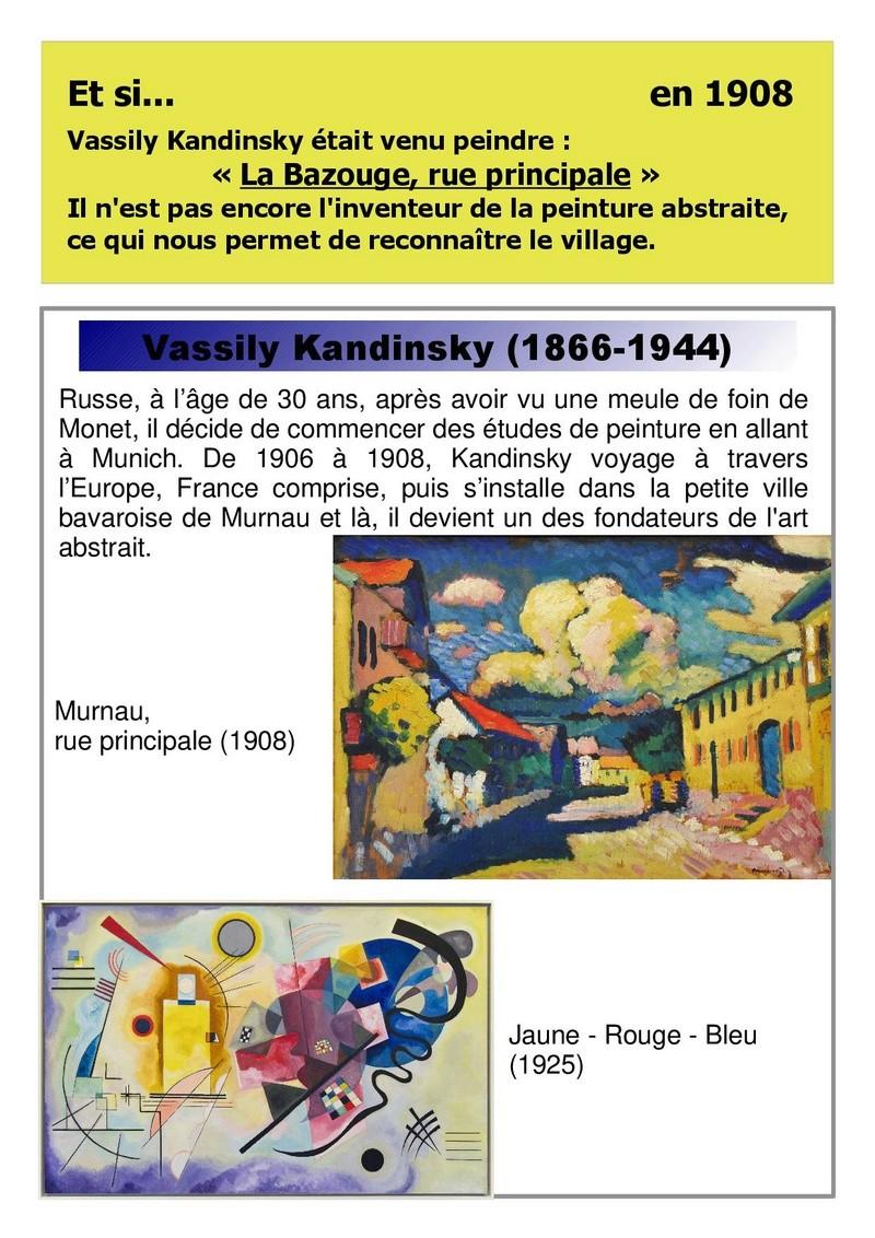 Et si Van Gogh était venu lui-aussi à La Bazouge? (Collages et pastiches) _1908_11