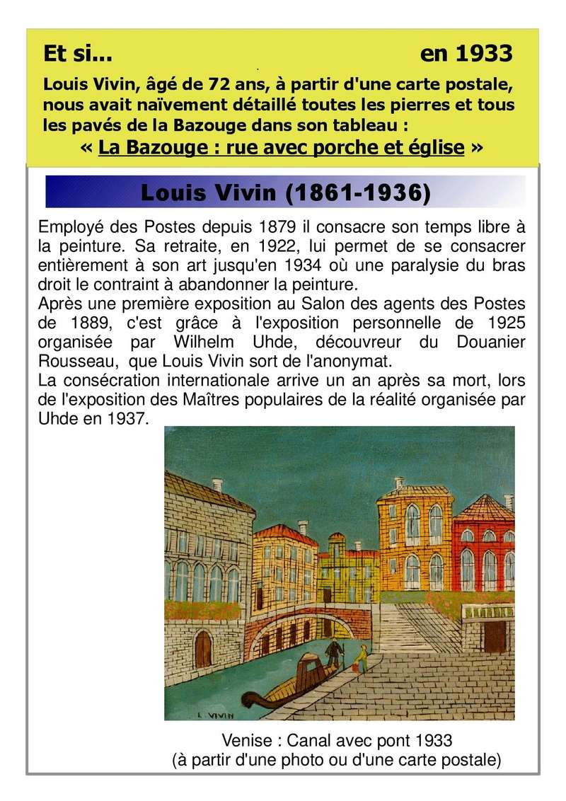 Et si Van Gogh était venu lui-aussi à La Bazouge? (Collages et pastiches) _1933_10