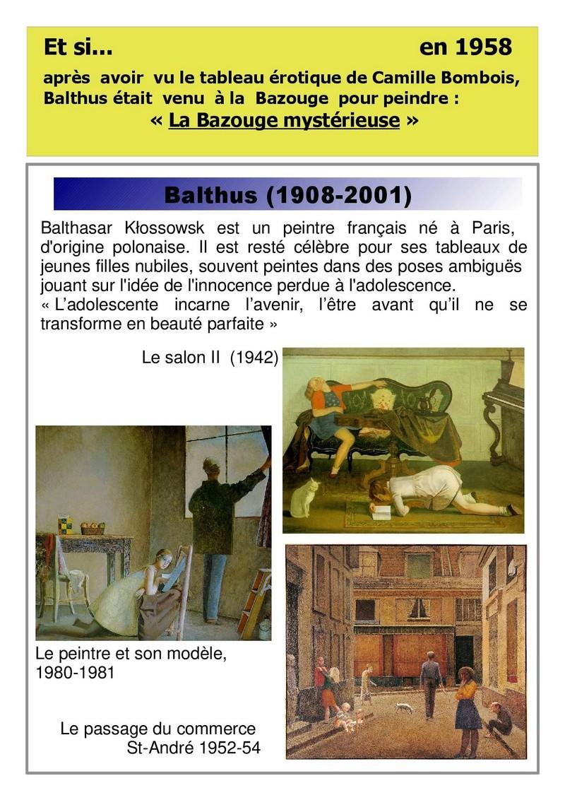 Et si Van Gogh était venu lui-aussi à La Bazouge? (Collages et pastiches) _1958_10