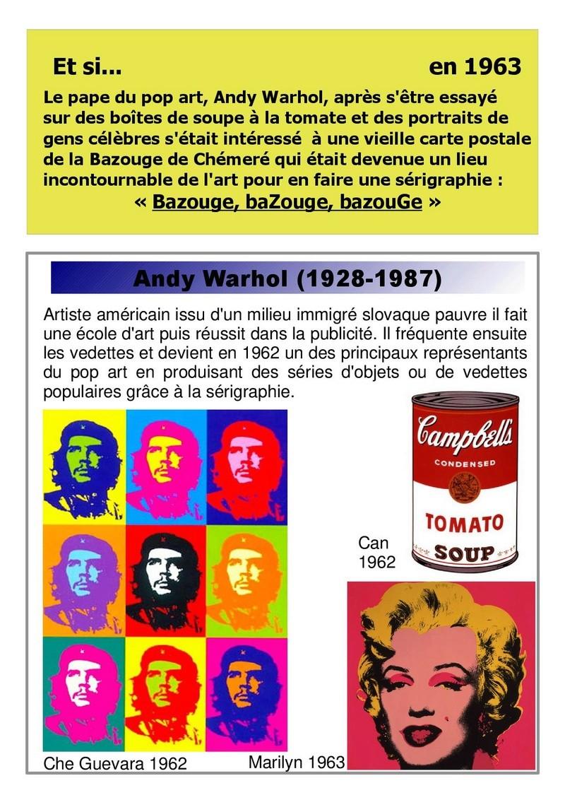 Et si Van Gogh était venu lui-aussi à La Bazouge? (Collages et pastiches) _1963_10