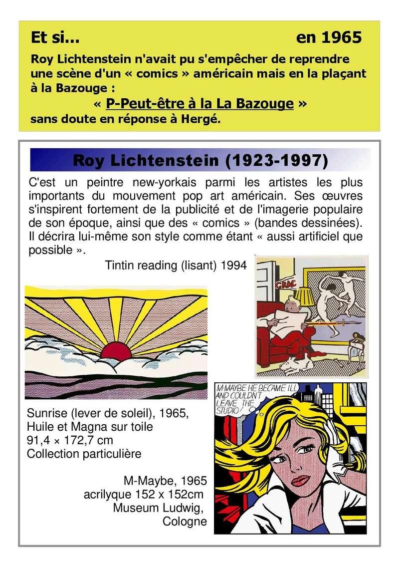 Et si Van Gogh était venu lui-aussi à La Bazouge? (Collages et pastiches) _1965_10