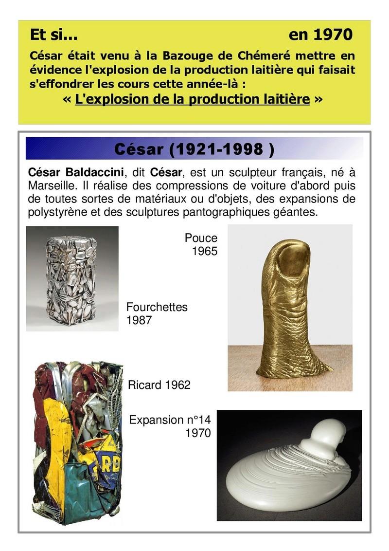 Et si Van Gogh était venu lui-aussi à La Bazouge? (Collages et pastiches) _1970_12