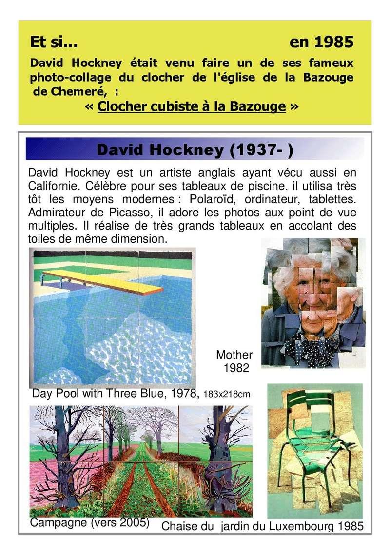 Et si Van Gogh était venu lui-aussi à La Bazouge? (Collages et pastiches) _1985_10