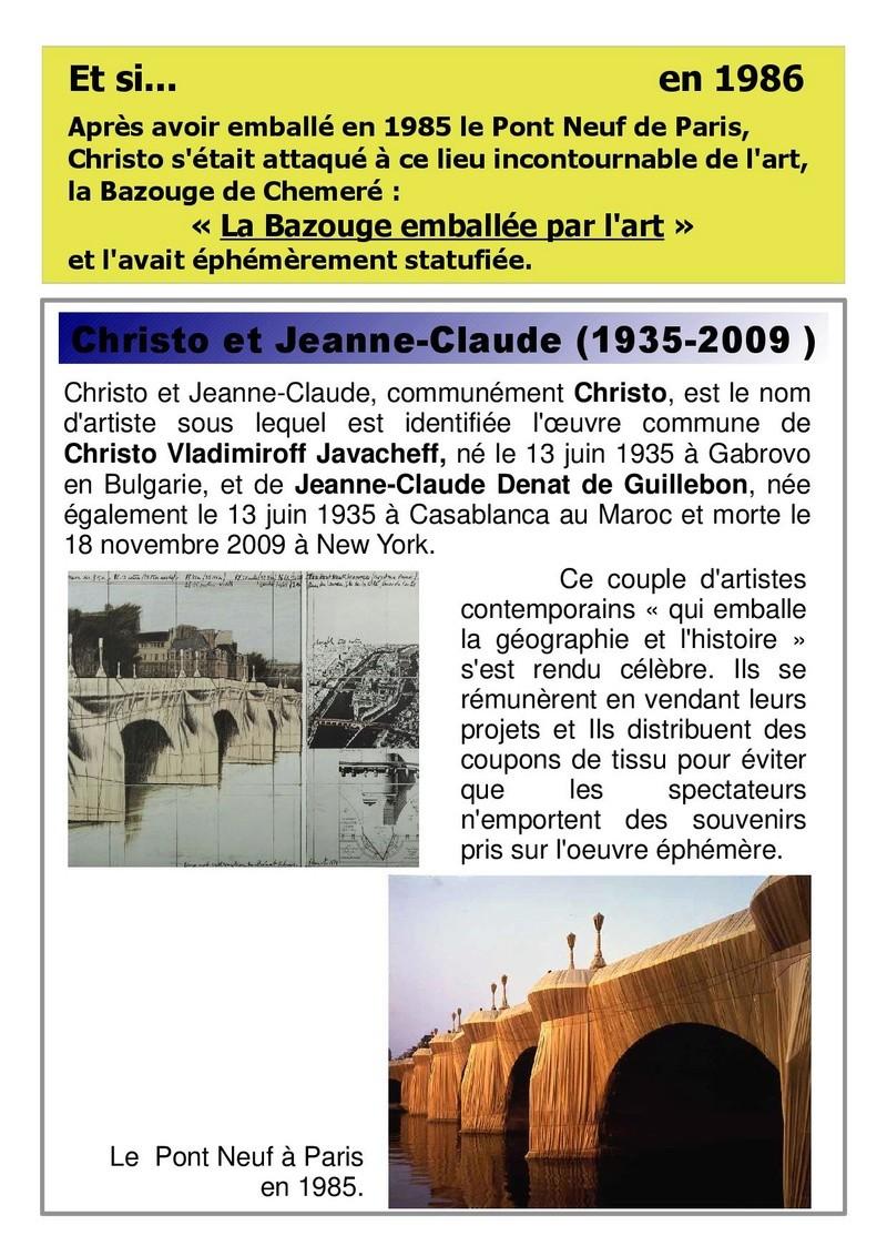Et si Van Gogh était venu lui-aussi à La Bazouge? (Collages et pastiches) _1986_10