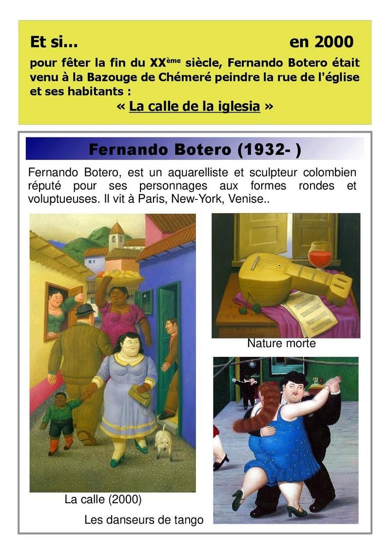Et si Van Gogh était venu lui-aussi à La Bazouge? (Collages et pastiches) _2000_10