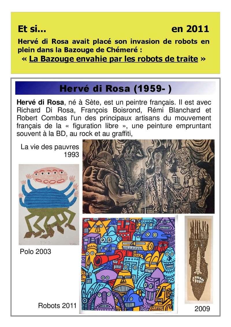 Et si Van Gogh était venu lui-aussi à La Bazouge? (Collages et pastiches) _2011_13