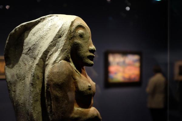 Expo Gauguin l'alchimiste au Grand Palais le 13 novembre 2017 A-ovir10