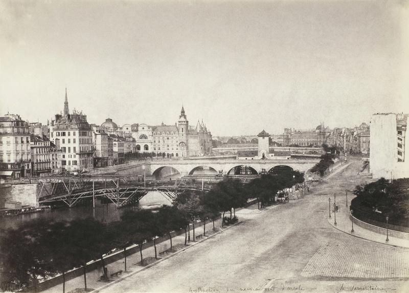 Vieux papiers et CPA : les ponts suspendus de Marc Seguin Arcole13