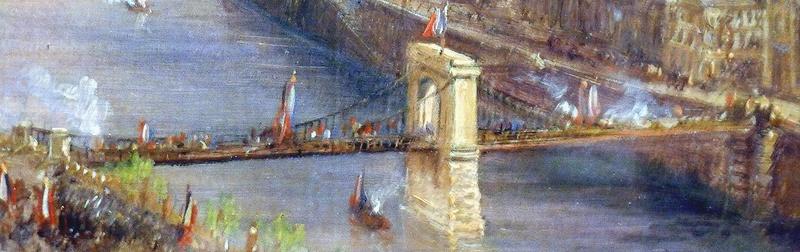 Vieux papiers et CPA : les ponts suspendus de Marc Seguin Arcole15