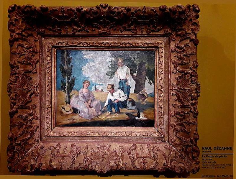 Expo Monet collectionneur à Marmottan (octobre 2017) Cc3a9z10