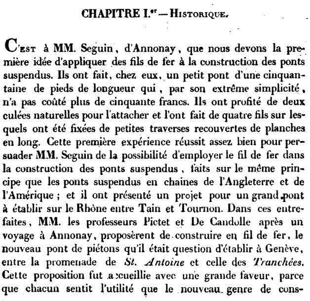 A la recherche de l'arche perdue : les ponts suspendus Dufour10
