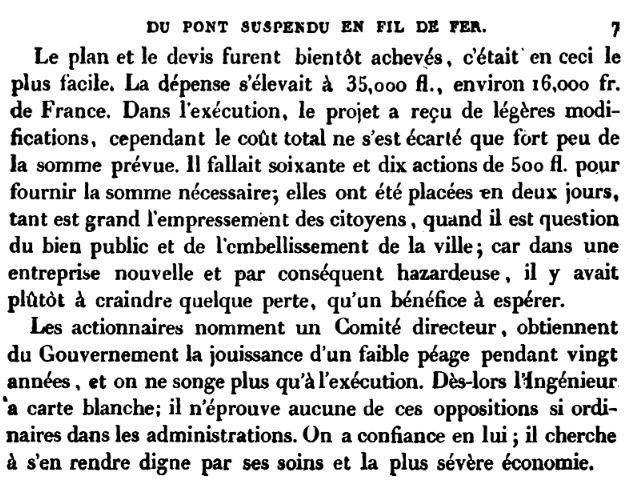 A la recherche de l'arche perdue : les ponts suspendus Dufour13