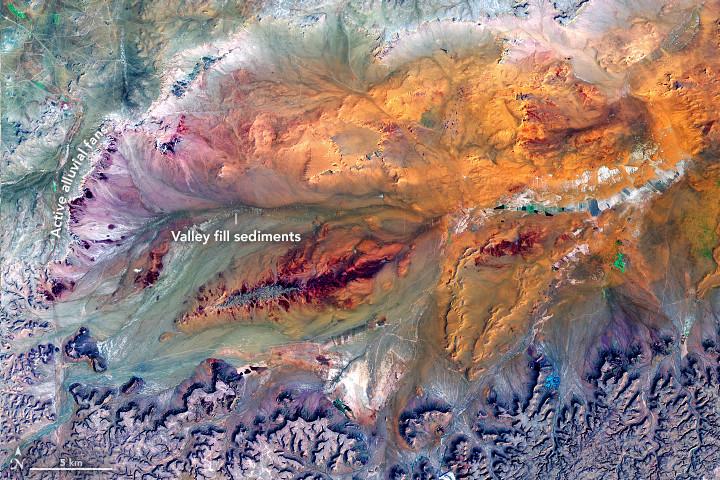Mercredi 11 avril 2018 images de la Terre et de l'Espace Gaara_10