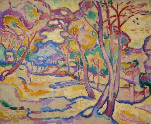 Et si Van Gogh était venu lui-aussi à La Bazouge? (Collages et pastiches) George11