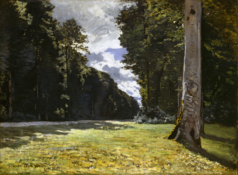 Expo le jardin secret des Hansen Musée Jacquemart André novembre 2017 Monet-12