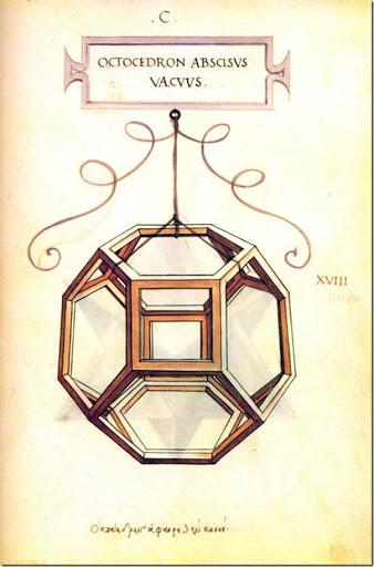 Construire des polyèdres en bois donc d'une certaine épaisseur Octahe10