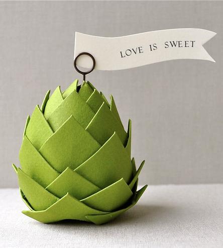 Coeur d'artichaut Paper-10