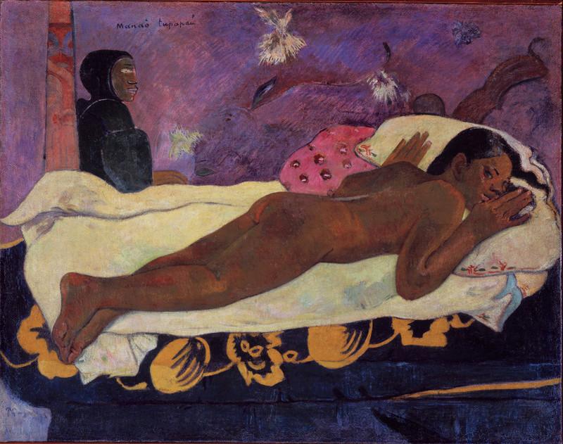 Expo Gauguin l'alchimiste au Grand Palais le 13 novembre 2017 Paul_g10
