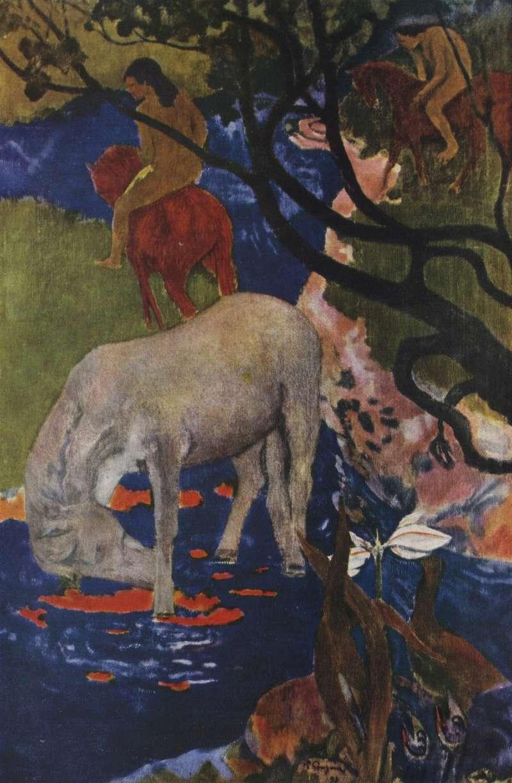 Expo Gauguin l'alchimiste au Grand Palais le 13 novembre 2017 Paul_g11