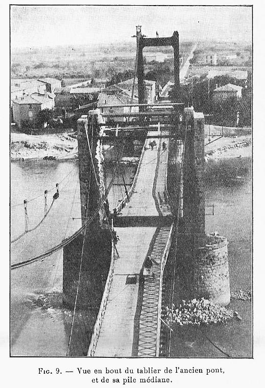 Vieux papiers et CPA : les ponts suspendus de Marc Seguin Pt5sbl10