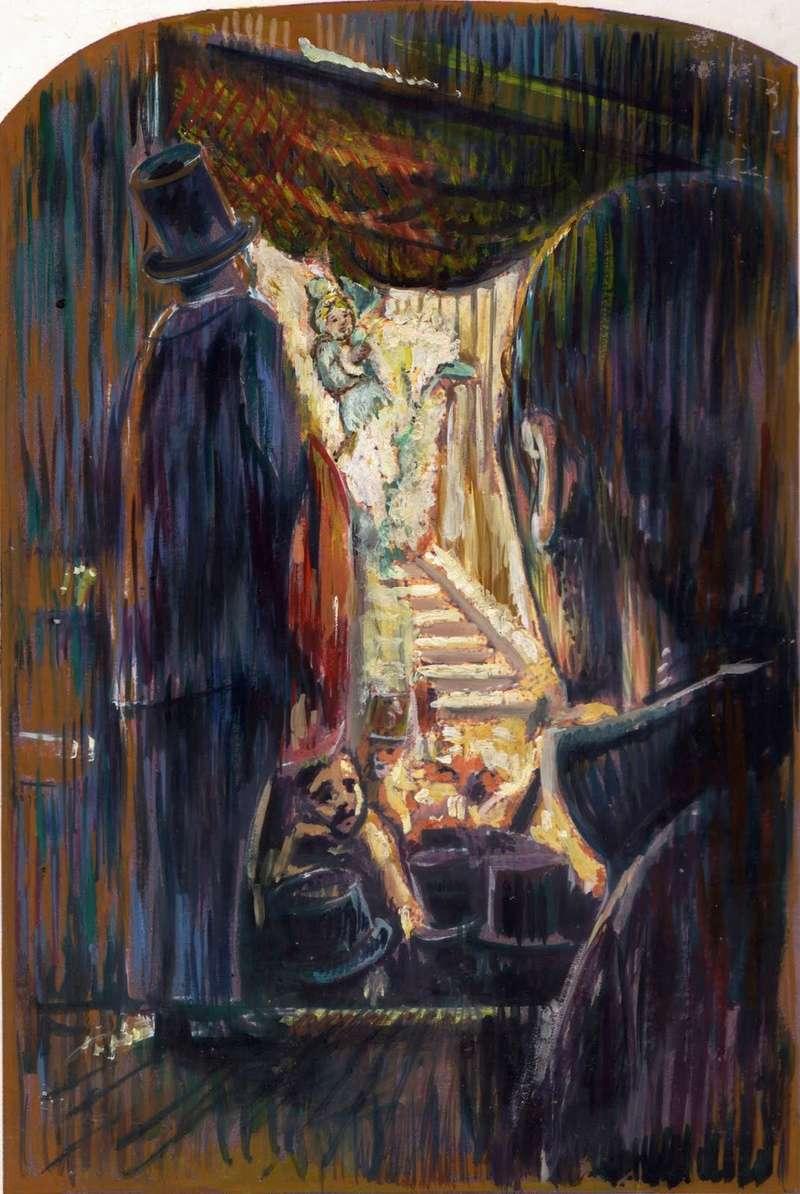 Détournement de peintures Rembra12