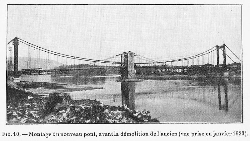 Vieux papiers et CPA : les ponts suspendus de Marc Seguin Serrie12