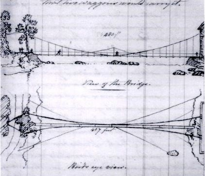 A la recherche de l'arche perdue : les ponts suspendus Spider10