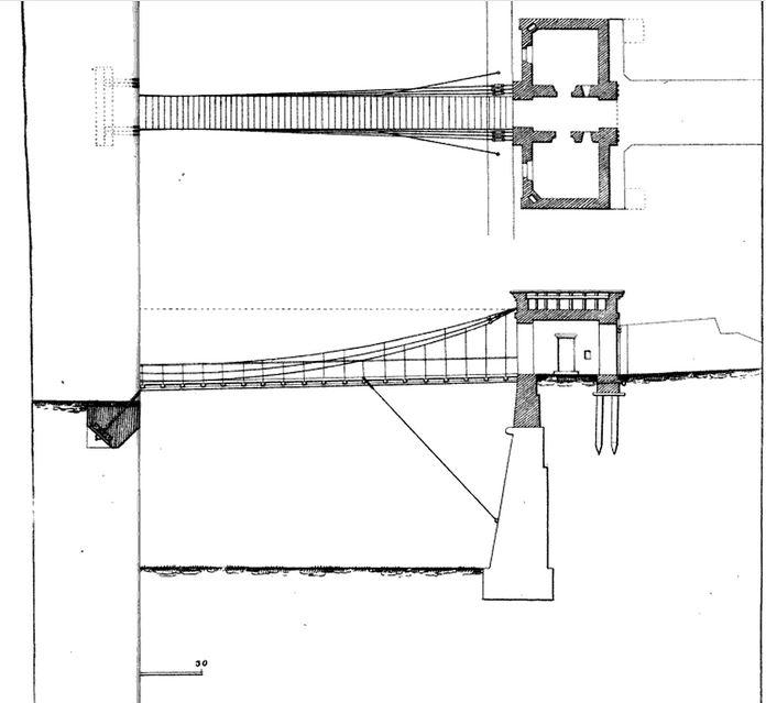 A la recherche de l'arche perdue : les ponts suspendus St_ant10