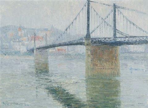 Vieux papiers et CPA : les ponts suspendus de Marc Seguin Triel_15