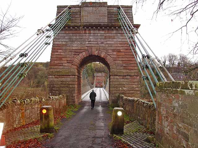 A la recherche de l'arche perdue : les ponts suspendus Union_10