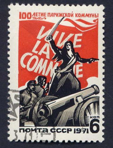 Jeudi 3 mars 2011 - 3 mars 1871 Commune de Paris Urss2010