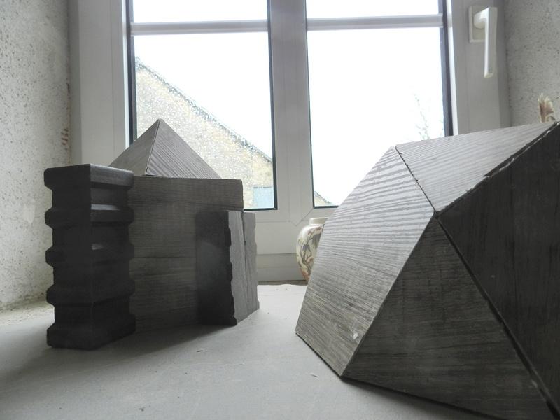 Construire des polyèdres en bois donc d'une certaine épaisseur Vauvyr39