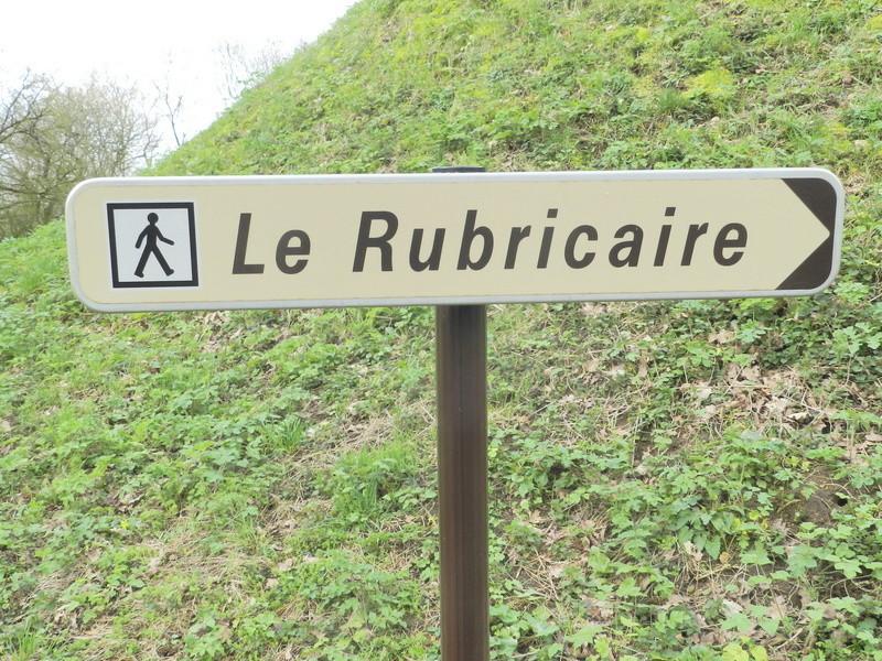 Le Rubricaire (fort romain en Nord-Mayenne) et la botanique Vauvyr42