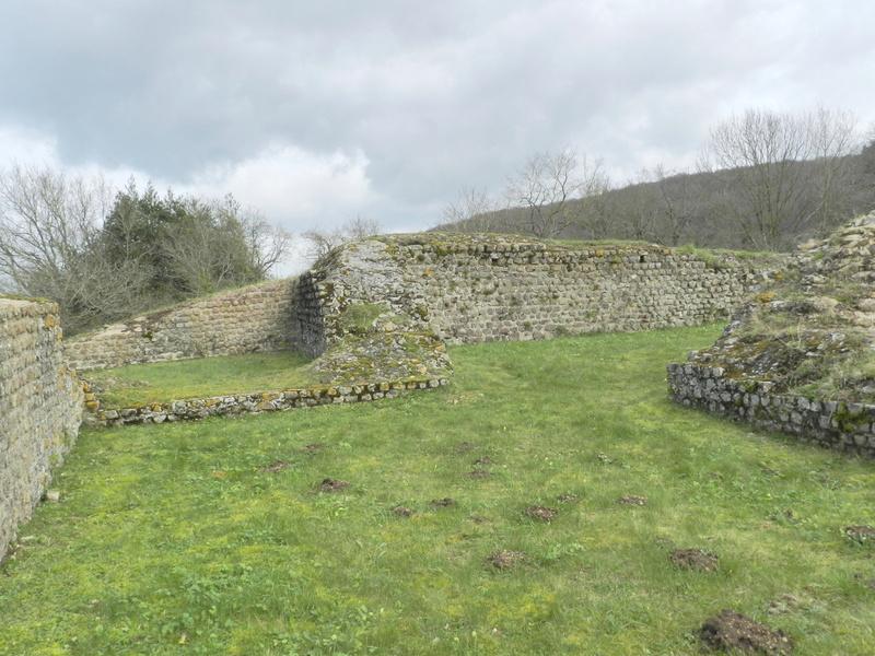 Le Rubricaire (fort romain en Nord-Mayenne) et la botanique Vauvyr45